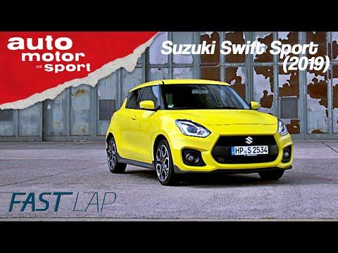 Suzuki Swift Sport (2019): Dank Turbo schneller als der Vorgänger? - Fast Lap | auto motor und sport