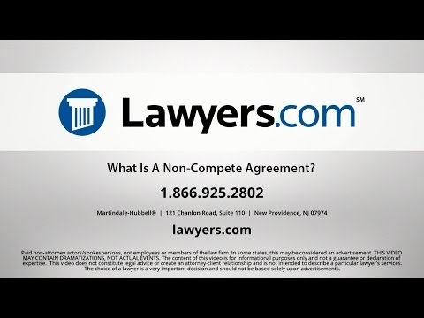 Noncompete Contracts Lawyers
