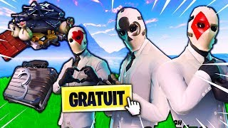 """NEW PACK EVENT """"HOT RISK"""" WITH FREE DEFIES on Fortnite!"""