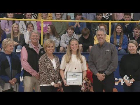 Scholar Athlete: Annie Swan of Thomas Jefferson Academy