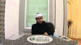Ustaz Umar Abdul Aziz  Uaa  - Adab Berjiran  Ks 3/4/2016