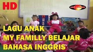 Lagu Anak ‡® MY FAMILLY DALAM BAHASA INGGRIS ®‡ » Belajar Bahasa Inggris
