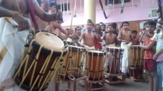 Melam Arangettam By the Desiples of Arangottukara Sivan