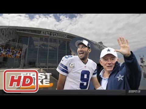 ESPN First Take - Today Josh Brown, Vikings vs. Eagles & Cowboys Song (FULL)2017