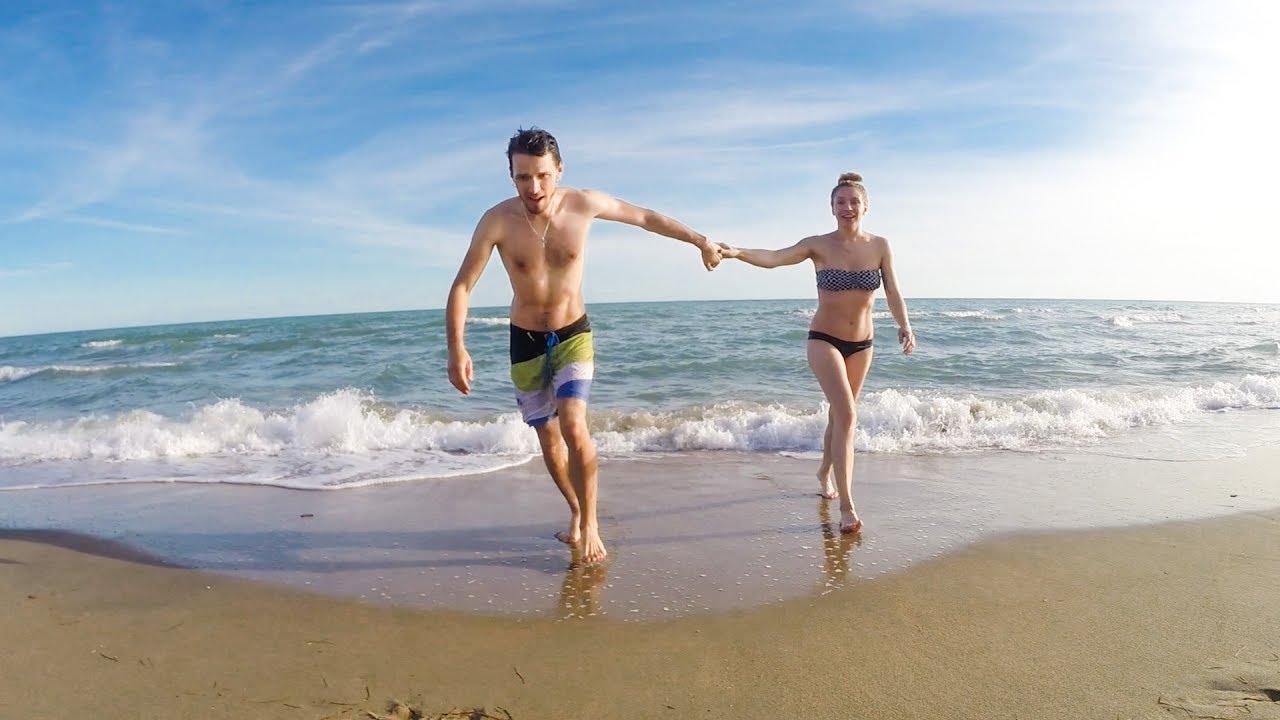 Интересно и интимно на пляже видео фото 312-410