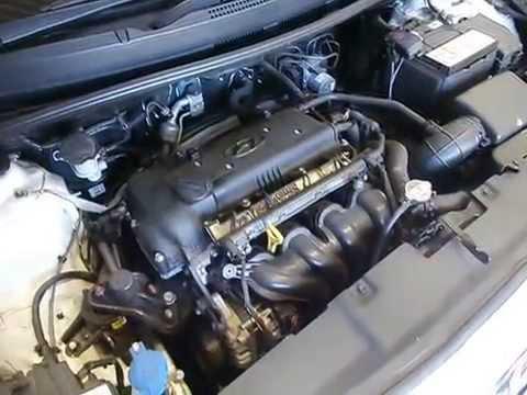 Wrecking 2012 Hyundai Accent Engine 1 6 Manual C14986
