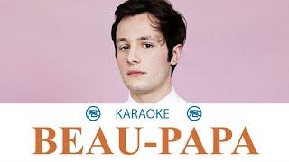 Download lagu Vianney - Beau Papa | Karaoké, instrumental officiel!