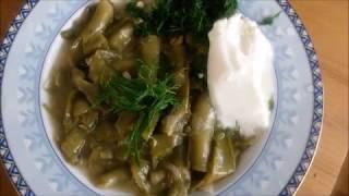 Zeytinyağlı Bakla Yemeği Tarifi  - Ev Yemekleri  (Ev Yemekleri Tarifi)