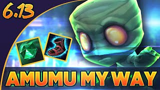 Amumu Live My Way Kappa123