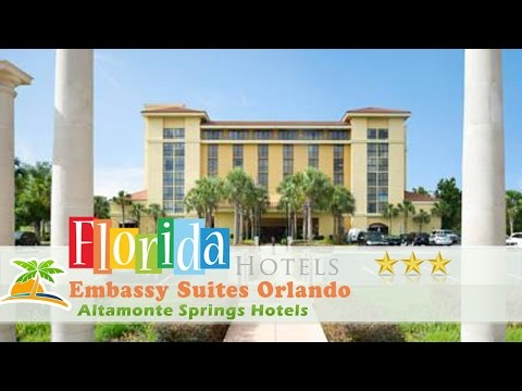 Embassy Suites Orlando - North - Altamonte Springs Hotels, Florida