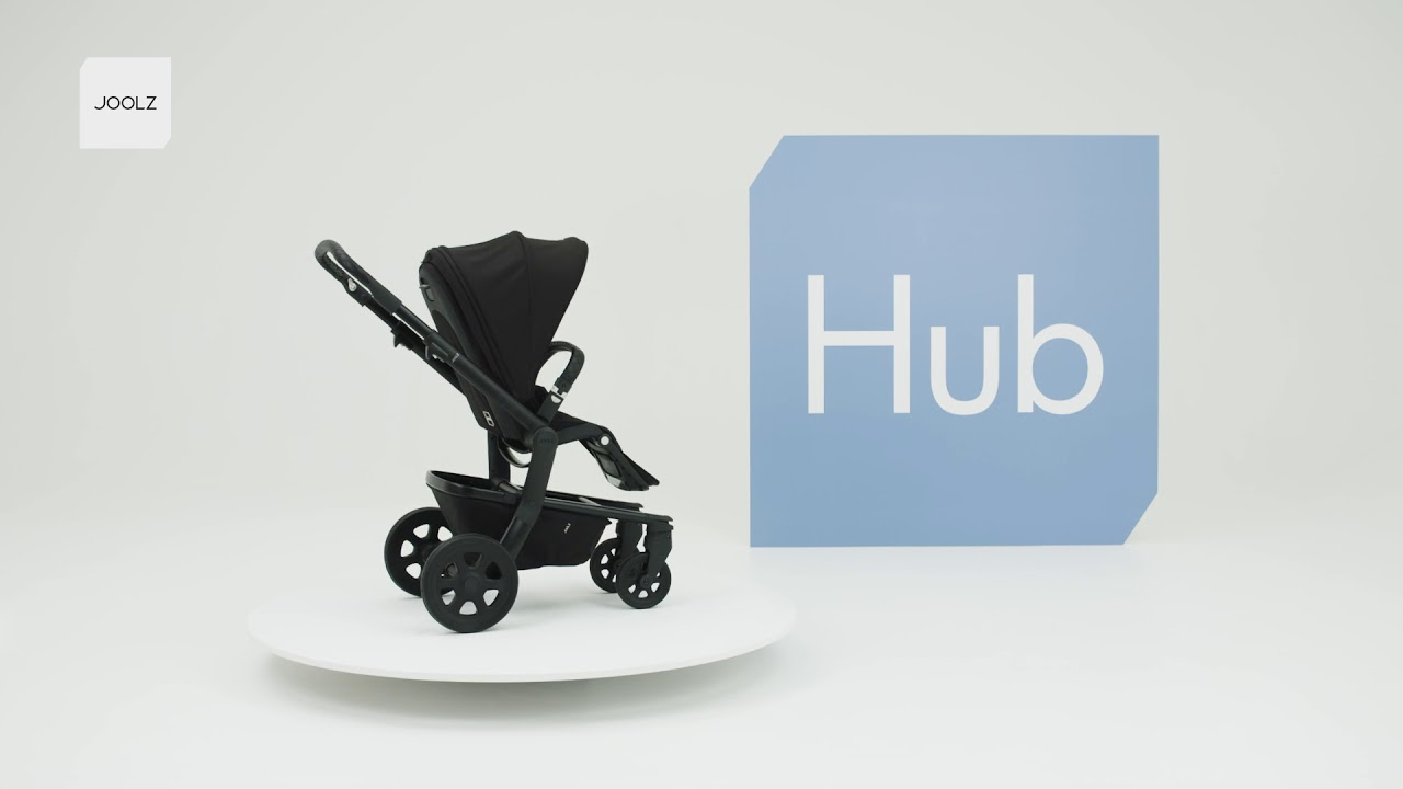 Joolz Hub - Demo folding & unfolding