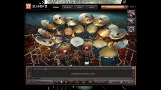 Killswitch Engage Break The Silence only drum