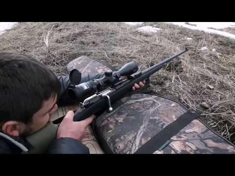 Винтовка Мосина ОЦ-48 стрельба на 130метров