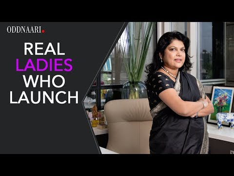 Meet Falguni Nayar, the woman behind beauty retail website Nykaa