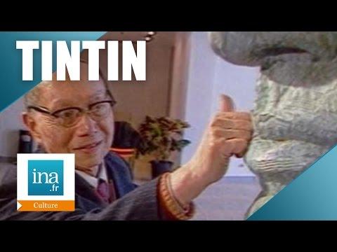 Qui est le véritable Tchang qui a inspiré Hergé ? | Archive INA