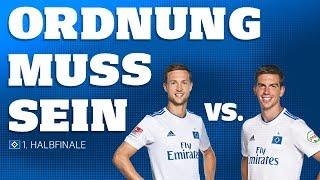 ORDNUNG MUSS SEIN | 1. HF | Matti Steinmann vs. Christoph Moritz
