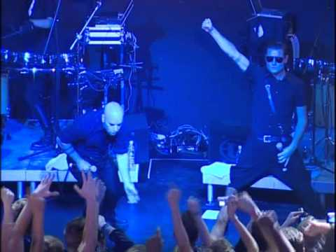 Nitzer Ebb - Getting Closer (Live In Moscow 19.07.2006)