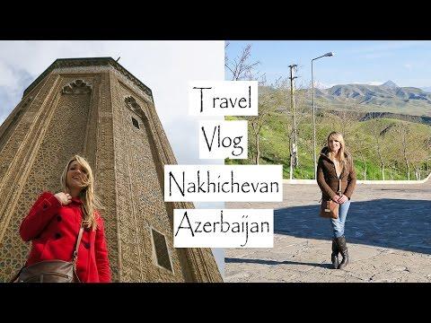 Travel Vlog: Nakhchivan (Azerbaijan) | Montse Baughan