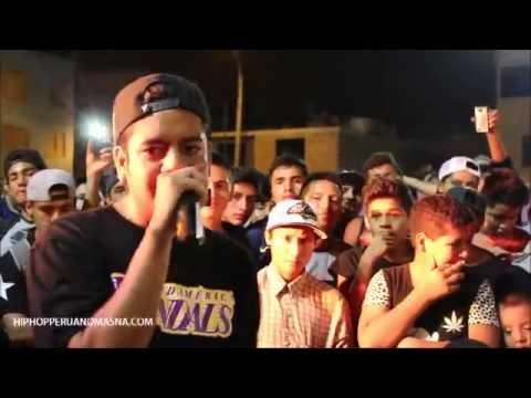 Jota, Chemex, Zeuz (Trujillo) vs Carlitos, Jinete, Nano (Lima)    Batallas De Freestyle 2016