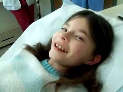 Juliana Irina Carver (Battling Alveolar Rhabdomyosarcoma) Part 1 (AUDIO-SWAPPED)