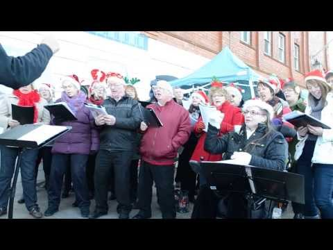 TheFunkyChoir.com at Redshift Radio & Lyceum Christmas Fair