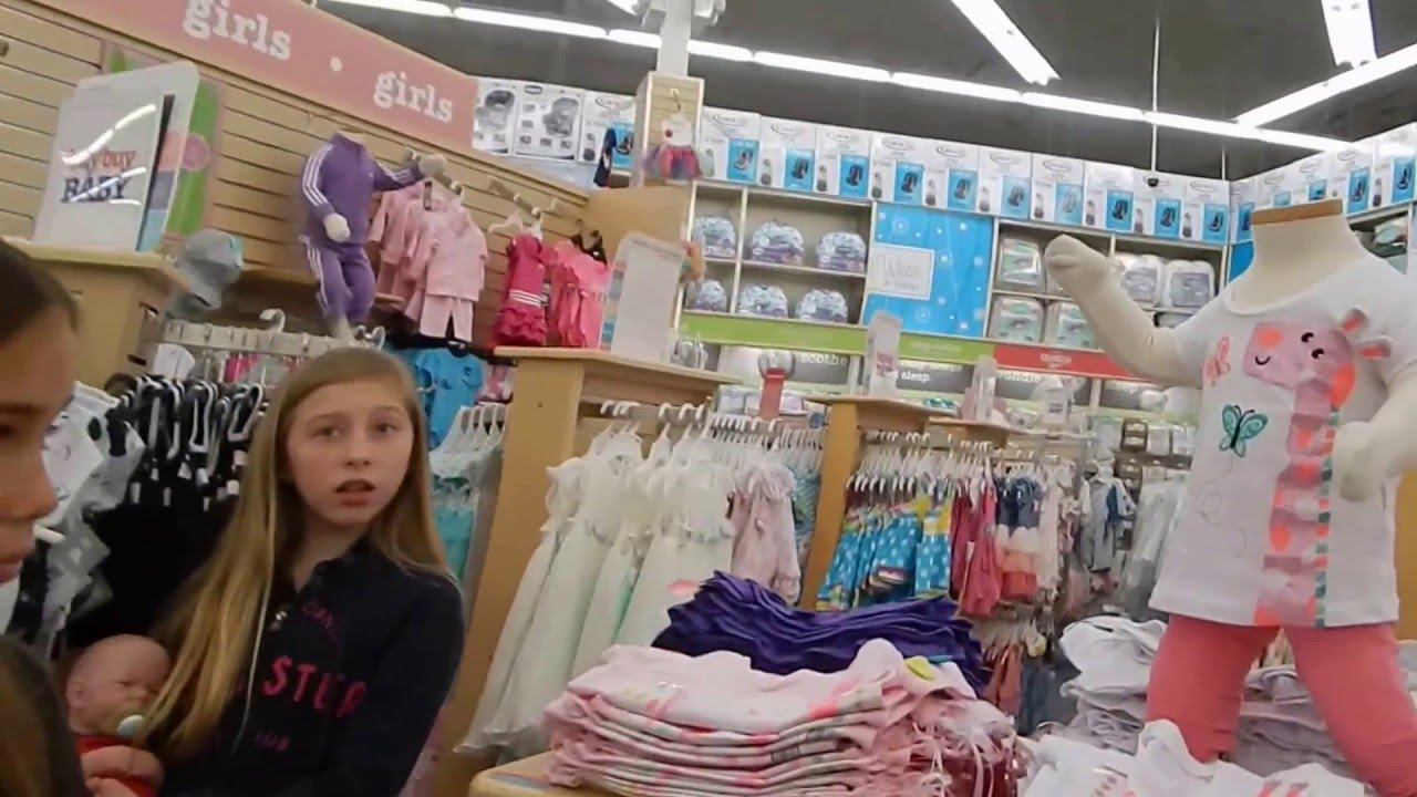 Shopping at Buy Buy Baby for Reborn and Silicone Babies - YouTube