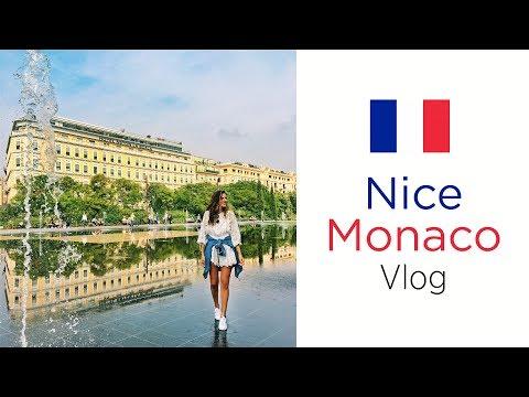 VLOG| Nice-Monaco ailecek seyahat,fenty beauty yorumlarim