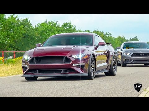 New Modified Ford Mustang GTs Exhaust SOUNDS! LOUD REVS & Accelerations!