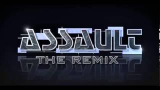 Assault Retribution PS1 Theme Soundtrack Remix 1997 written by Tyronne Bramley