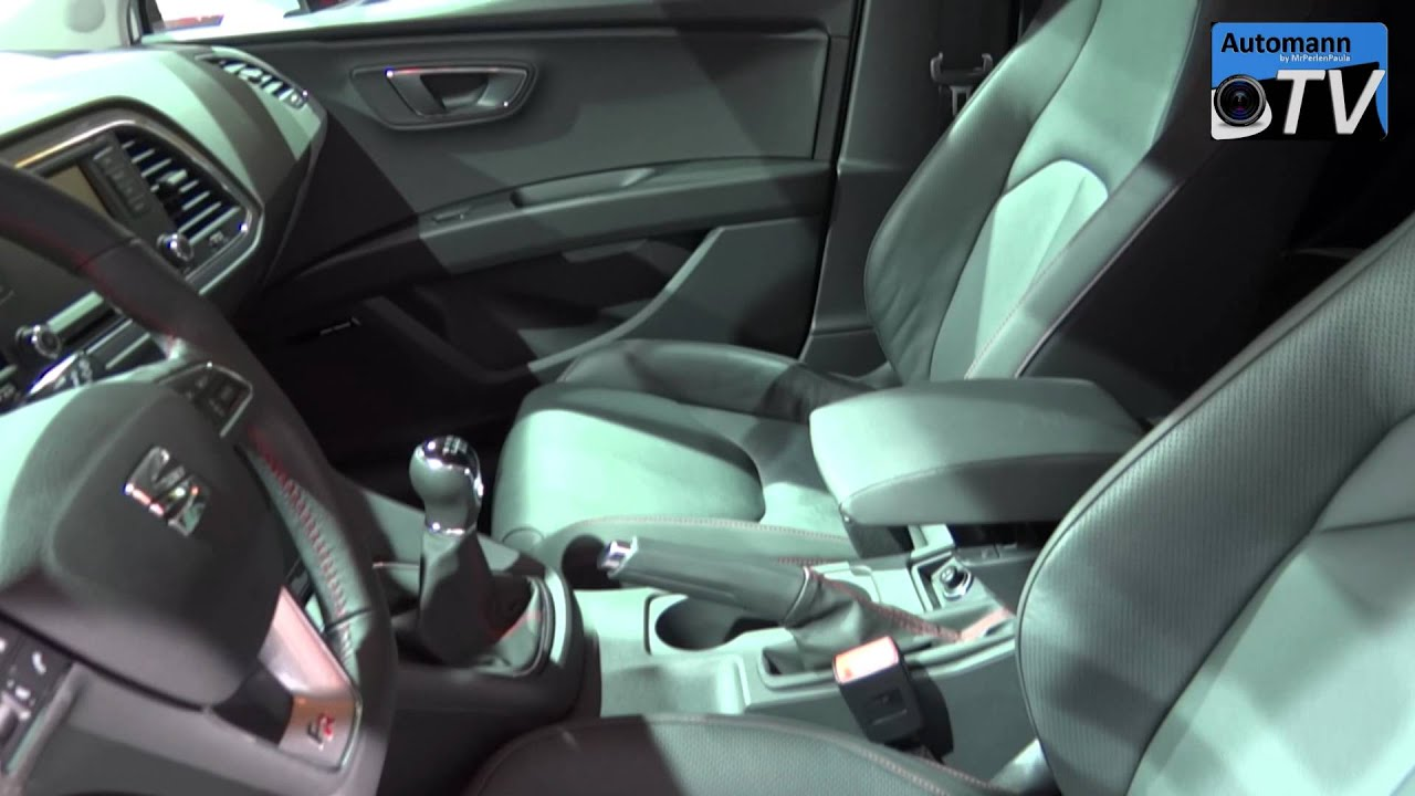2013 seat leon fr 2 0 tdi 184hp in detail 1080p full hd youtube. Black Bedroom Furniture Sets. Home Design Ideas