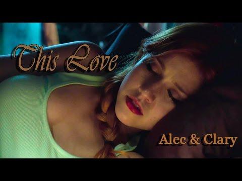 Alec & Clary || This love [AU]