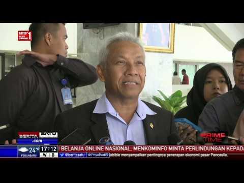 DPR Akan Bahas Pergantian Fahri Hamzah Setelah Reses