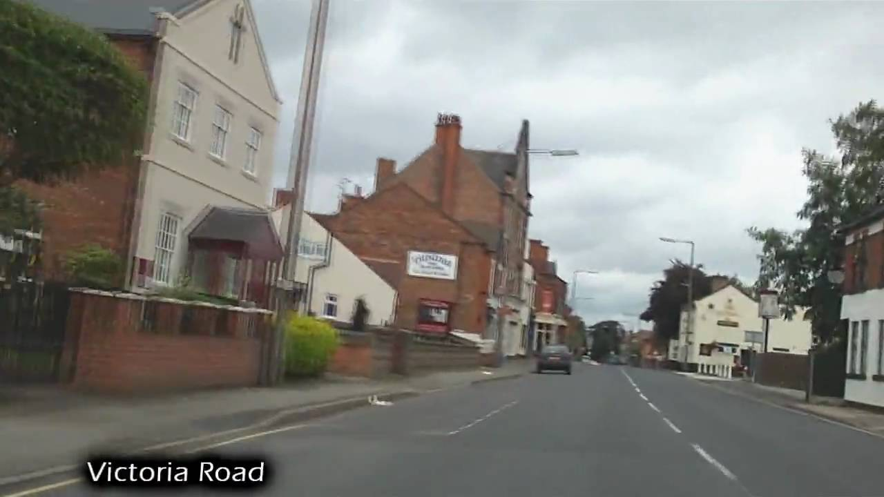 Download Breaston, Draycott ,Derbyshire by car in HD August 2009. Derbyshire villages series in HD.