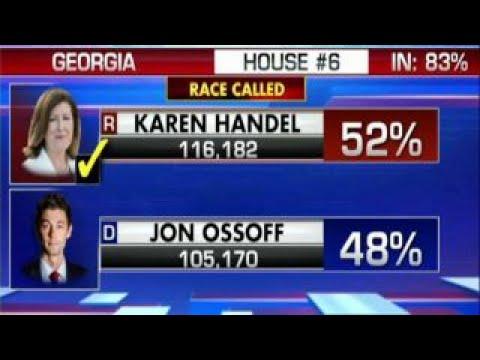 Download Youtube: Karen Handel wins Georgia special election