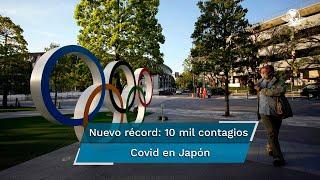Los organizadores de los Juegos Olímpicos han detectado 27 nuevos casos y alrededor del mundo, las autoridades han endurecido las restricciones sanitarias