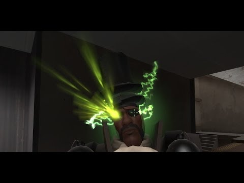 meet the green team tf2