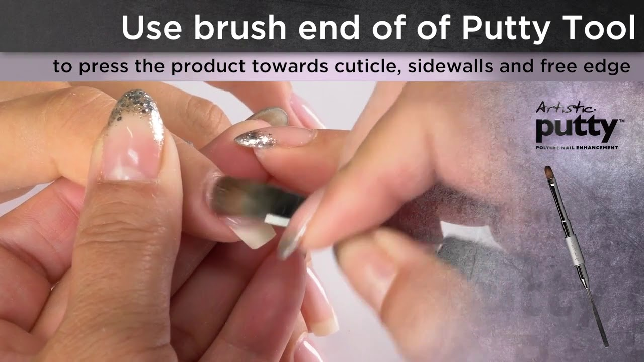 Artistic Putty One Colour Maintenance - YouTube