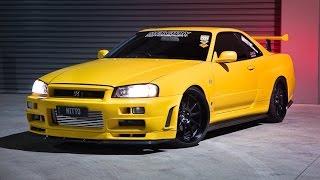 GT6 : Import Knights Ep.1 - Nissan R34 Skyline GT-R