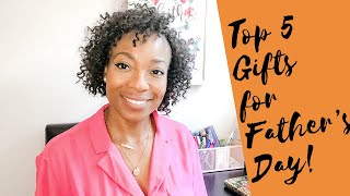 Top 5 Gifts For Dad This Father's Day!! ➕ $50 Giftcard Giveaway!!