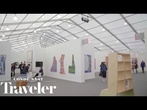 Why You Should Go To The Frieze New York Art Fair | Condé Nast Traveler
