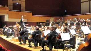 Esra Pehlivanli plays K. Penderecki Viola Concerto (part 1)