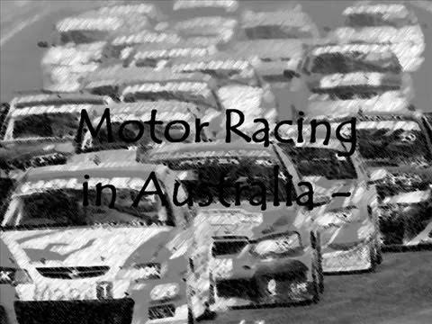 Motor Racing In Australia