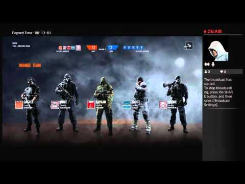 SNIPER-DB-05's Live PS4 Broadcast