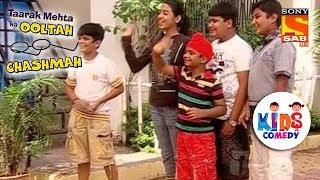 Tapu Sena Receives Acting Lessons | Tapu Sena Special | Taarak Mehta Ka Ooltah Chashmah