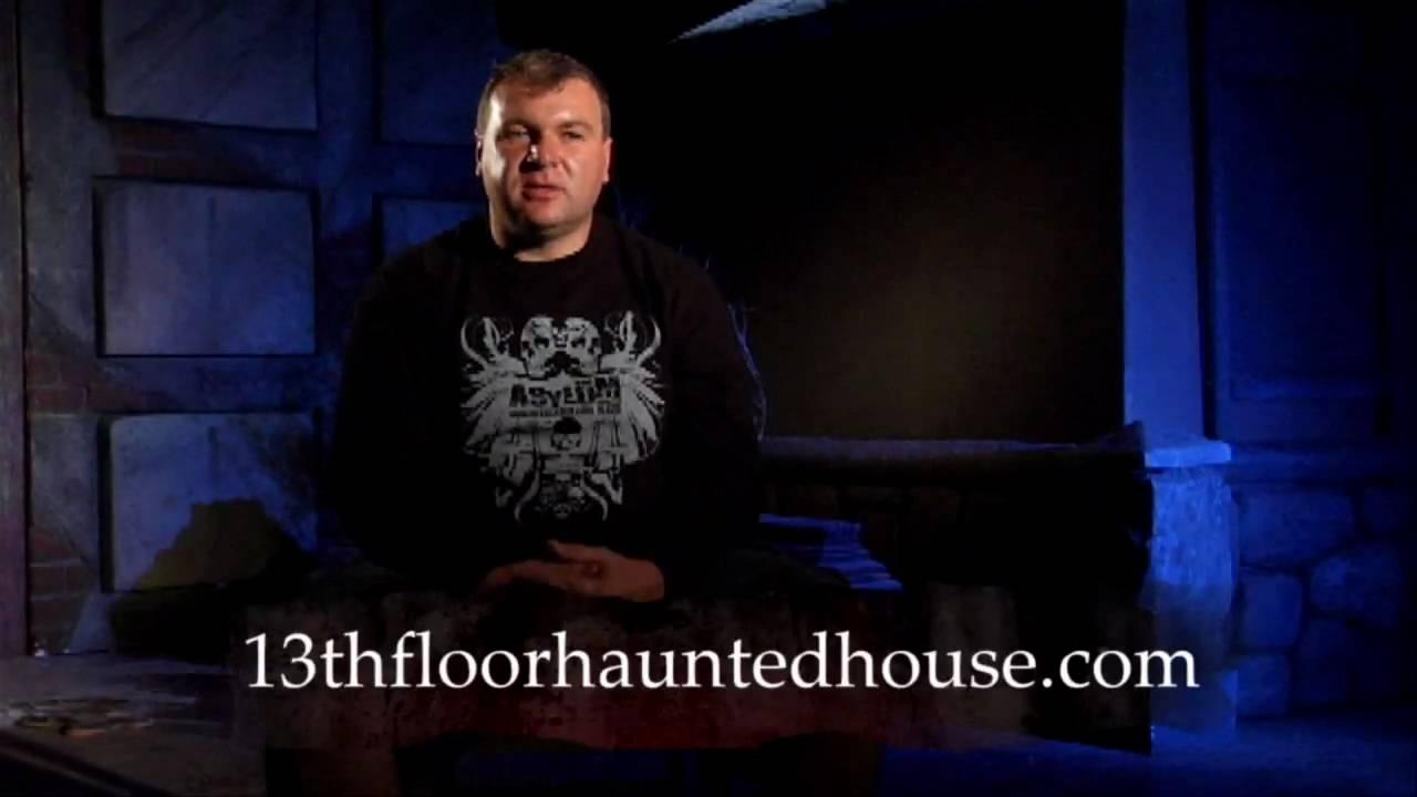 America haunts the 13th floor in denver youtube for 13th floor video