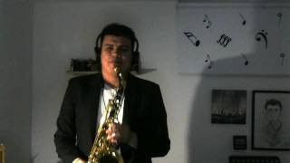 Prince Royce, Shakira - Deja vu (Sax Cover Marco Melendez) thumbnail