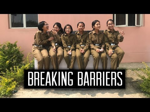 Sainik School Mizoram | 6 Girl Cadets Creating History At Sainik School Mizoram