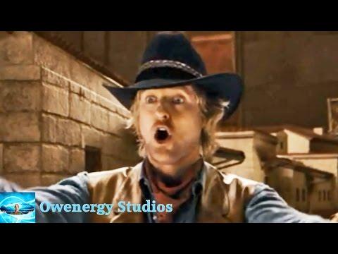 Owen Wilson Is Crazier Than A Road Lizard