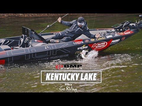 BMP Fishing: The Series   Kentucky Lake  Driven By GoRving