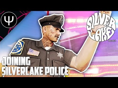 ARMA 3: Project Silverlake Life Mod — Joining Silverlake POLICE Department!